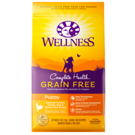 Wellness Wellness Complete Health Large Breed Puppy Dry Dog Food 30-Lb Bag