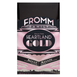 Fromm Pet Foods Heartland Gold Adult Grain Free Dry Dog Food