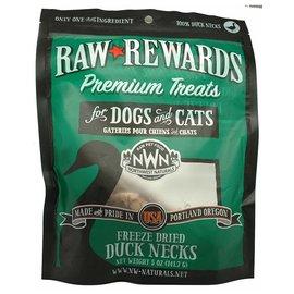 Northwest Naturals Duck Neck Freeze-Dried Dog Treats, 5-oz Bag