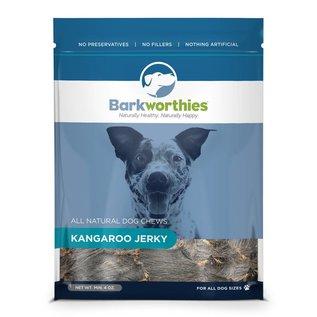 BarkWorthies Barkworthies Kangaroo Jerky, 4-oz Bag
