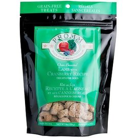 Fromm Pet Foods Fromm Lamb with Cranberry Treats 8oz