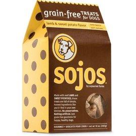 Sojos Sojos Natural Dog Lamb & Sweet Potato Grain-Free Dog Treats,
