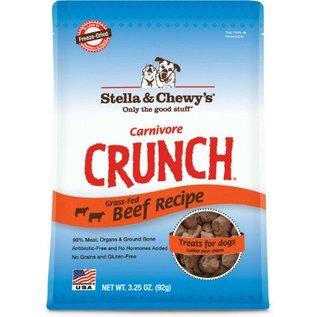 Stella & Chewy's Stella & Chewy's Carnivore Crunch Beef Dog Treat 3.25-oz