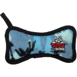 Tuffy VIP Products Tuffy Jr. Series Bone Blue Camo Dog Toy
