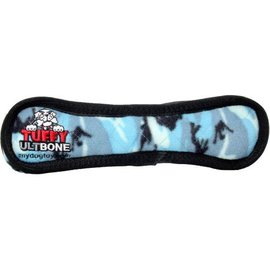 VIP Products VIP Products Tuffy Ultimate Series Bone Blue Camo Dog Toy
