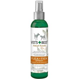 Vet's Best Vet's Best Natural Flea & Tick Spray for Dogs 8-oz