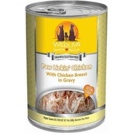 Weruva Dog Paw Lickin' Chicken Canned Food, 14-oz Can