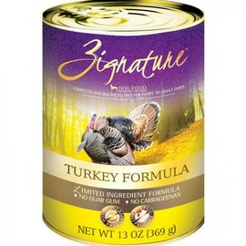 Zignature Zignature Turkey Limited Ingredient Canned Dog Food, 13-oz Can