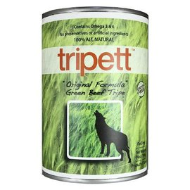 PetKind PetKind Tripett Original Formula Green Beef Tripe Canned Dog Food, 13-oz Can