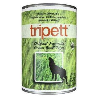 PetKind PetKind Tripett Original Formula Green Beef Tripe Canned Dog Food, 13-oz Can