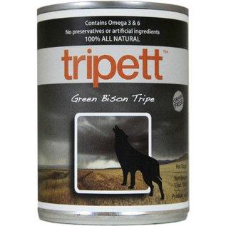 PetKind PetKind Tripett Green Bison Tripe Canned Dog Food, 13-oz Can