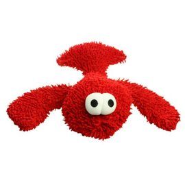 VIP Products VIP Mighty Microfiber Ball Lobster Dog Toy