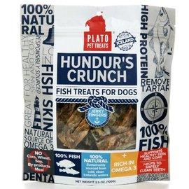 Plato Pet Treats Plato Hundur Crunch Jerky Fingers Dog Treats, 3.5-oz Bag