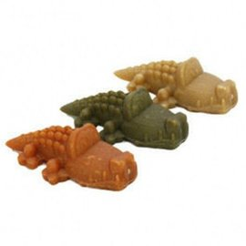 Whimzees Alligator Small Individual Grain-Free Dog Dental Treat
