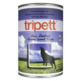 PetKind Tripett New Zealand Green Lamb Tripe Canned Dog Food, 13-oz Can
