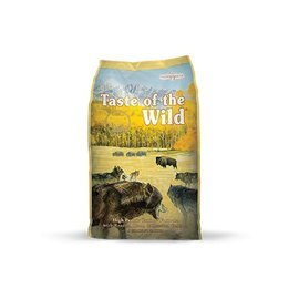 Taste of the Wild Taste of the Wild High Prairie Adult with Roasted Bison & Roasted Venison Grain-Free Dry Dog Food