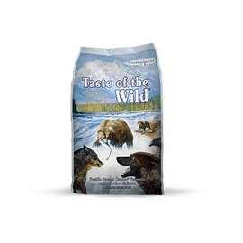 Taste of the Wild Taste of the Wild Pacific Stream with Smoked Salmon Grain-Free Dry Dog Food