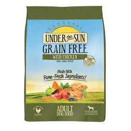 Under The Sun Under The Sun Adult Chicken Grain-Free Dry Dog Food