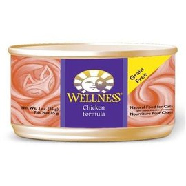 Wellness Cat Chicken Grain-Free Canned Food