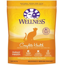 Wellness Wellness Cat Complete Health Indoor Deboned Chicken & Chicken Meal Dry Food 5-lb Bag