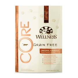 Wellness Wellness Cat Core Original Formula Grain-Free Dry Food 5.875-lb Bag