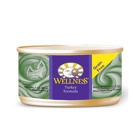 Wellness Cat Turkey Grain-Free Canned Food