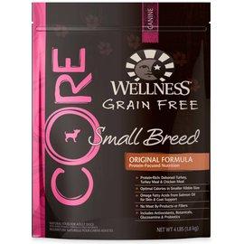 Wellness Core Small Breed Original Formula Grain-Free Dry Dog Food 4-lb Bag