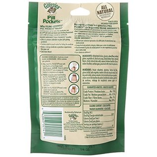 Greenies Greenies Cat Pill Pockets Chicken 1.6-oz Bag