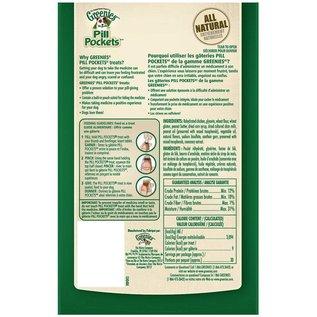 Greenies Greenies Dog Pill Pockets Peanut Butter for Tablets 3.2-oz Bag