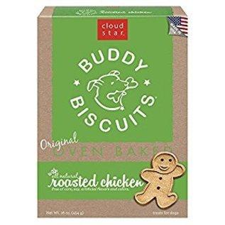 Cloud Star Cloud Star Buddy Biscuits Chicken Dog Treats 16-oz Box