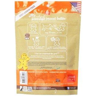 Cloud Star Cloud Star Buddy Biscuits Peanut Butter Grain-Free Soft Dog Treats 5-Oz Bag