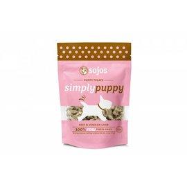 Sojos Sojos Simply Puppy Beef & Venison Freeze-Dried Dog Treats 2.5-oz Bag