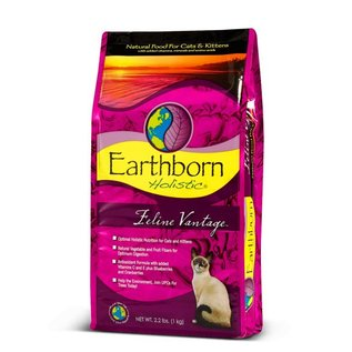 Earthborn Holistic Earthborn Holistic Feline Vantage Dry Cat Food 6-lb Bag