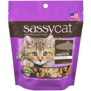 Herbsmith Herbsmith Sassy Salmon Freeze Dried Cat Treats 1.25-oz