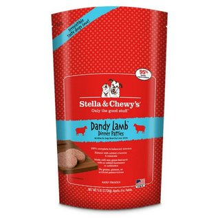 Stella & Chewy's Stella & Chewy's Dandy Lamb Dinner Frozen Dog Food