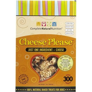 Complete Natural Nutrition Cheese Please Grain-Free Dog Treat