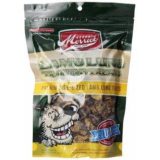 Merrick Pet Foods Merrick Texas Hold 'Ems Lamb Lung Training Grain-Free Dog Treats 4.5-Oz Bag