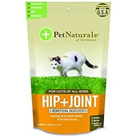 Pet Naturals of Vermont Hip & Joint Treats for Cats 30-Count Bag