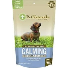 Pet Naturals Of Vermont Pet Naturals Of Vermont Calming Chews for Dogs 30-Count Bag