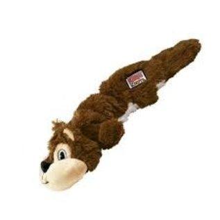 Kong Kong Scrunch Knots Squirrel Medium/Large Dog Toy