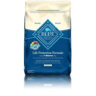 Blue Buffalo Blue Buffalo Senior Chicken & Brown Rice Dry Dog Food