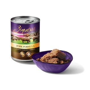 Zignature Zignature Pork Limited Ingredient Canned Dog Food, 13-oz Can