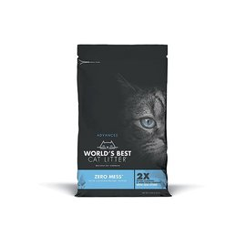 World's Best Cat Litter World's Best Zero Mess Unscented Advanced Cat Litter