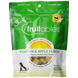 Fruitables Fruitables Pumpkin & Apple Crunchy Dog Treat 7oz