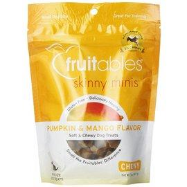Fruitables Fruitables Skinny Minis Pumpkin & Mango Soft & Chewy Dog Treat 5oz