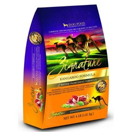 Zignature Zignature Kangaroo Limited Ingredient Dry Dog Food