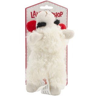 Multi Pet International MultiPet Lamb Chop Stuffed Dog Toy 10""