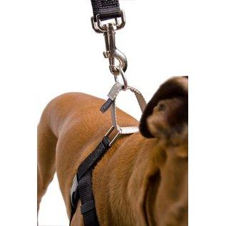 2 Hounds Design 2 Hounds Design Black Freedom No-Pull Dog Harness