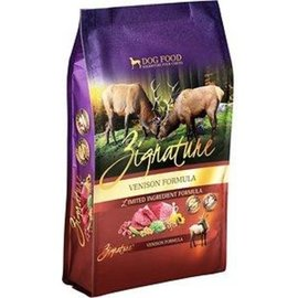 Zignature Zignature Venison Limited Ingredient Dry Dog Food