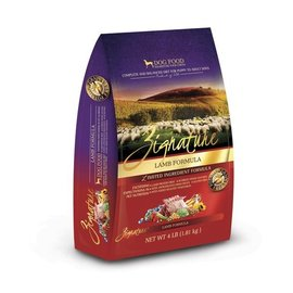 Zignature Zignature Lamb Limited Ingredient Dry Dog Food